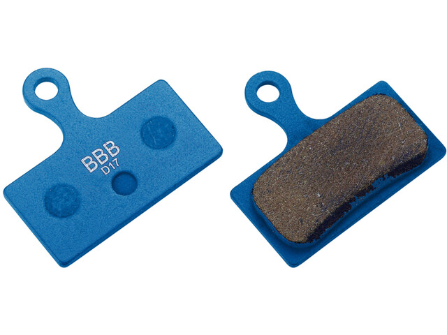 BBB DiscStop Remblokken XTR, blue